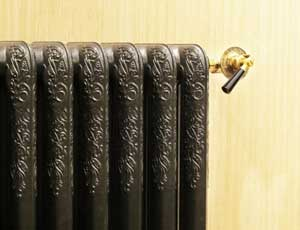 radiateur en fonte pour chauffage central eau. Black Bedroom Furniture Sets. Home Design Ideas