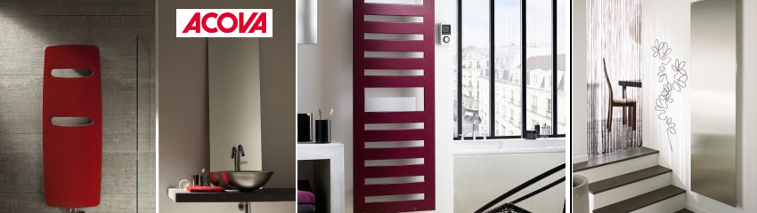 radiateur design pr sente acova fabricant fran ais de radiateurs d coratifs. Black Bedroom Furniture Sets. Home Design Ideas