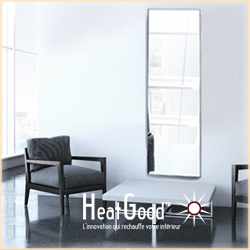 choisir un radiateur lectrique de forme panoramique. Black Bedroom Furniture Sets. Home Design Ideas