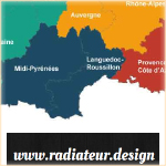 Showroom Radiateurs Design LANGUEDOC ROUSSILLON