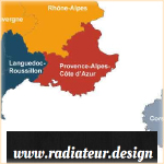Showroom Radiateurs Design Provence Alpes Cote Azur