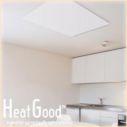 radiateur blanc au plafond solutions. Black Bedroom Furniture Sets. Home Design Ideas