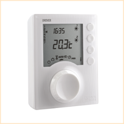 thermostat radio programmable