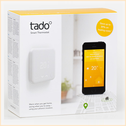 thermostat intelligent tado